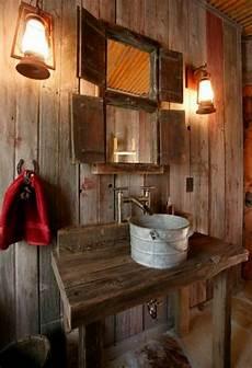 Rustikale Badezimmer Holz Waschbecken Idee 228 Hnliche Tolle