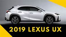 2019 lexus ux price and specs