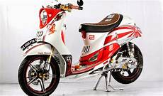 Mio Fino Modif by Modifikasi Mio Fino Sporty Modifikasi Motor Kawasaki