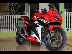 Cbr Modif by Perjalanan Modifikasi All New Cbr 150r K45g Selama 1