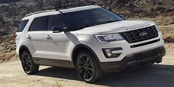 2017 Ford Explorer Redesign  Cars Price