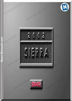 car owners manuals free downloads 2001 gmc sierra 3500 user handbook gmc sierra owners manuals 2002