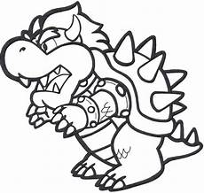paper bowser coloring pages 17646 mario coloring pages coloring pages mario coloring pages