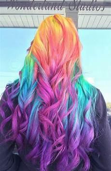 bright hair colors on pinterest bright hair rainbow hair and rainbow purple dyed hair color inspiration colorful hair hair hair dye colors rainbow hair