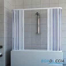 cabina per vasca box doccia cabina tre lati 3 sopra vasca a soffietto in