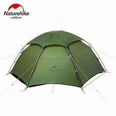 naturehike cloud peak 4 season tent with free footprint ground sheet for 2 person nh17k240 y in