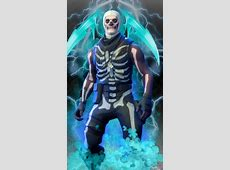 Fortnite skull trooper Ringtones and Wallpapers   Free by