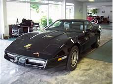 how petrol cars work 1984 chevrolet corvette head up display 1984 chevrolet corvette 846 miles c4 black for sale photos technical specifications description