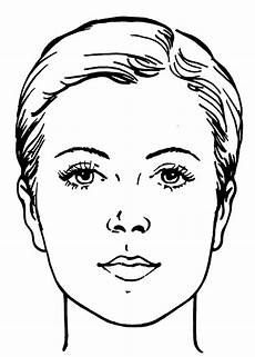Malvorlagen Gesichter Coloring Page Getcoloringpages