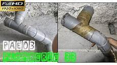Plomberie33 Pae03 Fuite D Eau Sur Une Culotte Pvc