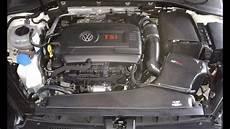 golf 7 gti hg motorsport carbon air intake v3 sound
