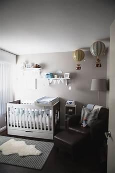 Kinderzimmer Blau Grau - boho deco chic baby room blue and grey