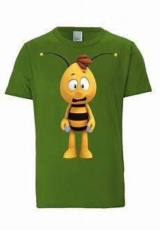 logoshirt t shirt 187 biene maja willi 3d 171 lustiges bienen