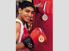 Amir Khan: Why the fighter from Bolton is a British sports