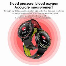 Bakeey Rate Blood Pressure Spo2 by Bakeey L8 Ppg Rate Blood Pressure Spo2 Monitor