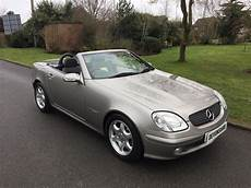 used 2003 mercedes slk 230 kompressor for sale in
