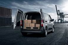 Peugeot Partner 2018 New Small Official Pictures