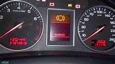 audi a4 1 6 check function