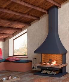 foyer bois poele a bois foyer ouvert