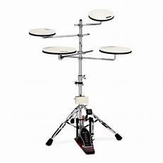 Drum Workshop Dwcppadts5 Go Anywhere Pad Set W Stand