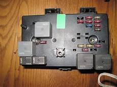 Saturn Fuse Box Repair 1998 1999 Tom Bryant Wiscasset