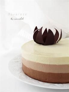 bavarese iginio massari bavarese ai tre cioccolati deliziosa virt 249