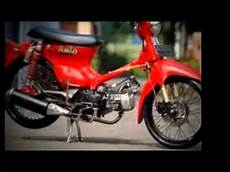 Supra Modif C70 by Modifikasi Motor Minti Honda C70 Mesin Honda Supra X