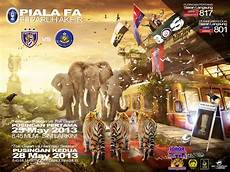 Jdt Jfa Supporter Tok Gajah Lawan Harimau Selatan