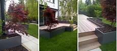 Terrassengestaltung Ideen Modern - ansichtssache den ausblick sichern oder sicher sein vor