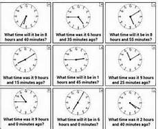 free time worksheets later and earlier 1a teach maths pinterest time clock free time and