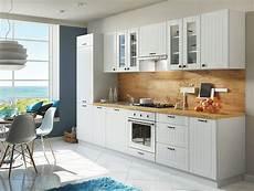 küche landhaus weiß landhaus k 252 che lora k 252 chenzeile 320 cm im landhausstil