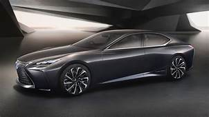 Berline Concept LF FC  Lexus Suisse