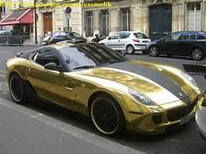 Gold 599 By Hamann Gold 599 Gtb Fiorano