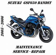 free download parts manuals 2006 bmw 650 electronic throttle control suzuki gsf650 bandit 650 workshop maintenance service repair manual 2005 2006 ebay