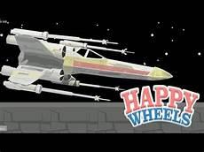 Malvorlagen Wings Happy Wheels Happy Wheels X Wing Attack Part 48