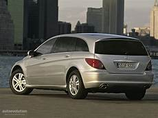 Mercedes R Klasse Lang W251 2005 2006 2007