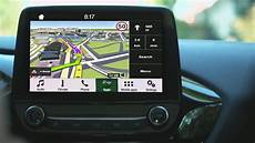 ford sync 3 navigation sygic car navigation for ford with sync 3