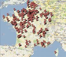Quelles Stations Service Sont Vides La Carte Interactive