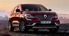 renault modelle 2020 2020 renault koleos facelift new look and engines