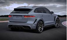 Lumma S Jaguar F Pace Clr Is An Impressive Tuning Exercise