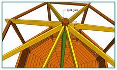 octagon gazebo roof framing home improvement