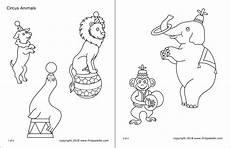 carnival of the animals coloring pages free 17385 bild haruko auf decorate basteln