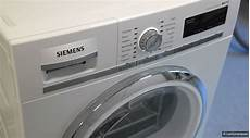 Siemens Iq700 Wt47w590ff Test Complet S 232 Che Linge