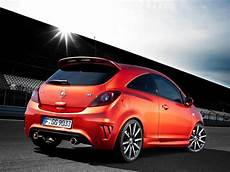 car pictures opel corsa opc nurburgring edition 2011