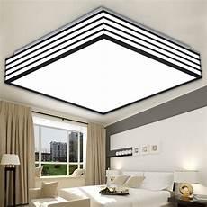 Deckenleuchten Modern Design - square modern led ceiling lights living laras de techo