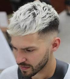 Frisurentrends 2018 Männer - frisurentrends 2018 m 228 nner pelo blanco hombre color de