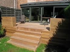 terrasse en bois fixations visseries invisibles hapax