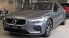 2020 volvo s60 r design review interior exterior
