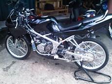 Rr 150 Modif by Modifikasi Kawasaki Rr 150 Terkeren