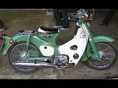 Modifikasi Motor Pitung by Sejarah Heboh Modifikasi Motor Honda Pitung Quot Si Honda 70